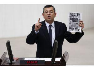 CHP'li Özel: Birileri Parlamentoyu tıkamaya, işlevsizleştirmeye çalışıyor