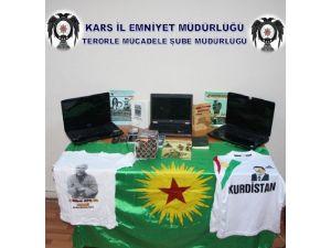 Kars'ta Terör Örgütü PKK/kck Operasyonu
