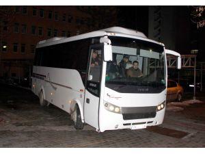 Malatya'da işadamlarına operasyonda 9 tutuklama