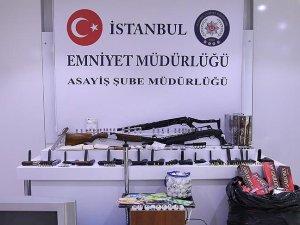 İstanbul 'Yeditepe Huzur' operasyonunda 192 gözaltı