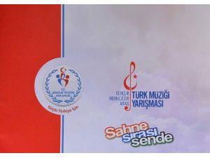 Gençlik Merkezleri Arası Türk Müziği Yarışması Başvuruları Başladı