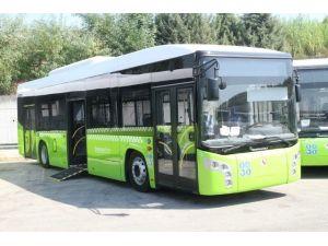 Yeni Otobüsler 1 Şubat'ta Seferlere Başlıyor