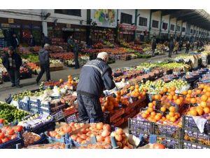 Ankaralılar Geçen Yıl En Fazla Portakal Ve Karpuz Tüketti