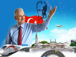 Ulaştırma, Denizcilik ve Haberleşme Bakanı Yıldırım: İstanbul'a 90 milyar liralık yatırım