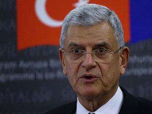AB Bakanı ve Başmüzakereci Bozkır: Sığınmacılar için kaynak şubat sonundan önce gelecek