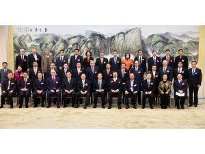 Hisarcıklıoğlu, B20 Tecrübelerini Çin'le Paylaştı
