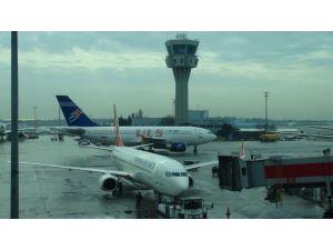 Atatürk Havalimanı'nda kuş alarmı
