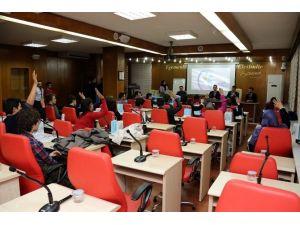 'Okul Başkanları Meclisi' İlk Kez Merkezefendi'de Kuruldu