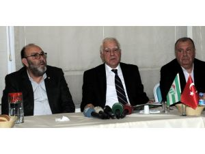 Bursaspor Divan Başkanlık Kurulu'ndan eski yönetime çağrı