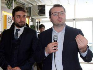 """AK Parti Genlik Kolları Genel Başkanı Ecertaş: """"Türkiye'de Genç Kürsü İle Gençleri Dinleyeceğiz"""""""