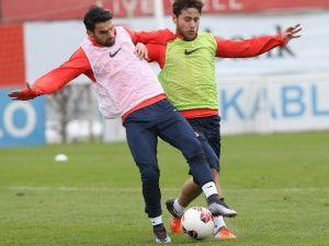 Trabzonspor'da Kupa Mesaisi Sürüyor