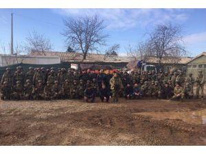 Malatya'dan Gönderilen Kayısı Güvenlik Güçlerine Ulaştı