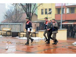 Cezaevi Firarisi Sahte Ehliyetle Yakalandı