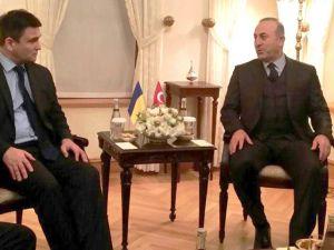 Türkiye ile Ukrayna arasında işbirliği derinleşecek