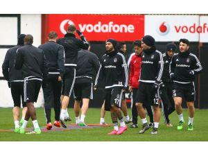 Beşiktaş'ta Bucaspor maçı hazırlıkları tamamlandı