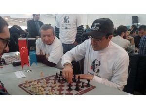 2. Uğur Mumcu Satranç Turnuvası Başladı