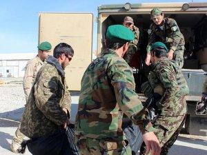 Afganistan'da 20 Taliban üyesi öldürüldü