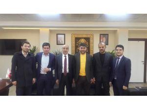 Akil Gençler Genel Sekreterliği Ziyaret Etti