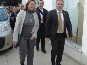 AK Parti Genel Merkez Teşkilat Başkan Yardımcısı 2'inci Bölge Koordinatörü Elazığ Milletvekili Metin Bulut AK Parti Bodrum İlçe Teşkilatını Ziyaret Etti