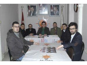 AK Partili Gençlerden Kılıçdaroğlu'na Suç Duyurusu