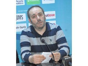 Akın Çorap Yeşilgiresun Belediyespor - Muratbey Uşak Sportif Maçının Ardından