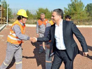 Muratpaşa Belediyesi Asfalt Üretecek
