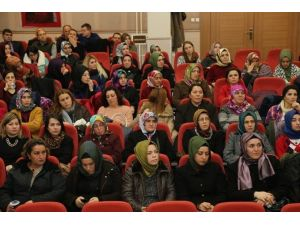 Ko-mek Kurs Merkezi Sorumlularına Eğitim Verildi