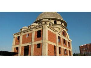 Numan Paşa Camii'nin İnşaatına Belediye Talip