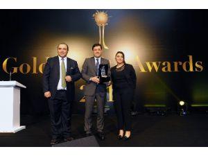 En Başarılı İlçe Belediye Başkanı Ödülü Başkan Murat Hazinedar'ın Oldu