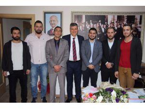 CHP İl Başkanı Barut: Gençler olmadan başarı olmaz