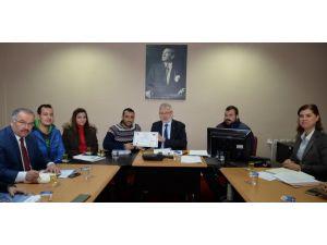 AB Bakanlığı'ndan UÜ'lü gençlerin projelerine 81 bin Euro destek
