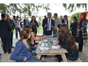 AK Partili Tin'den Genç Girişimcilere Müjde