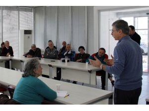 Çankaya'da sebze yetiştiriciliği Ocak programı sona erdi
