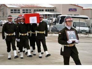 Şehit Korucunun Cenazesi Şırnak'ta Defnedildi
