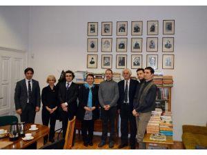 Macaristan Elte Üniversitesi Türkoloji Bölümüne Teknik Donanım Desteği