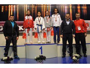 Yıldızlar Türkiye Karate Şampiyonası'nda son gün