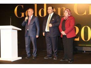 Gürpınar Belediyesi'ne 'En İyi Proje' Ödülü