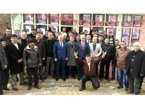 MHP 2019 Seçimlerine Tufanbeyli'den Start Verdi