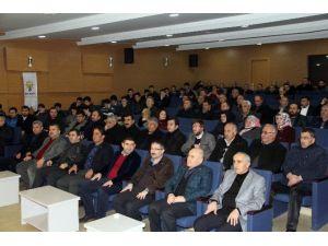 """AK Parti Çorum İl Başkanı Bekiroğlu: """"Başkanlık Sisteminin Arkasındayız"""""""