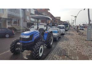 Alaplı'da 515 Tescilli Traktör Bulunuyor