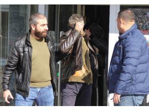 Enişte Ve Kayınbirader Tutuklandı
