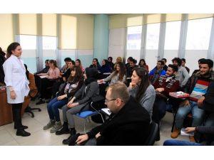 Samek'te YGS-lys Ve KPSS Hazırlık Kurslarında Eğitimler Başladı
