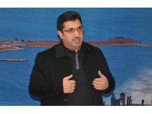 Tatso Başkanı Dağdağan'dan Değerlendirme Toplantısı