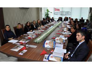 Adana'da 'Kadına şiddete karşı' kurumlar arası güç birliği