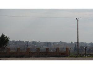 Türkiye'ye sınır Kamışlı'da askeri jet hareketliliği