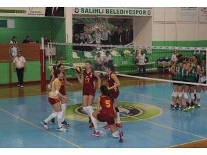 Bayanlar Voleybol 1. Lig