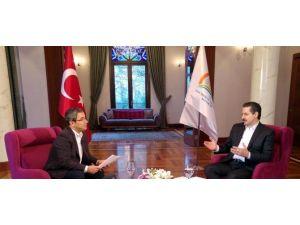 """Bakan Çelik: """"Bülent Arınç'ın Açıklamalarını Doğru Bulmuyorum"""""""
