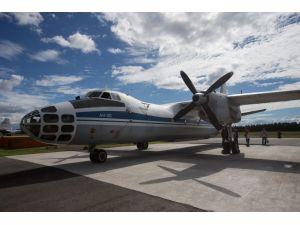 Rus uçağı Türkiye semalarında gözlem uçuşu yapacak
