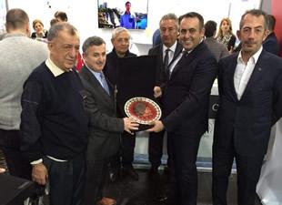 Boot Messe Fuarı'nda Türkiye standı büyüyor