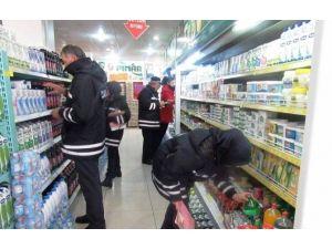 Erciş'te Gıda Denetimi